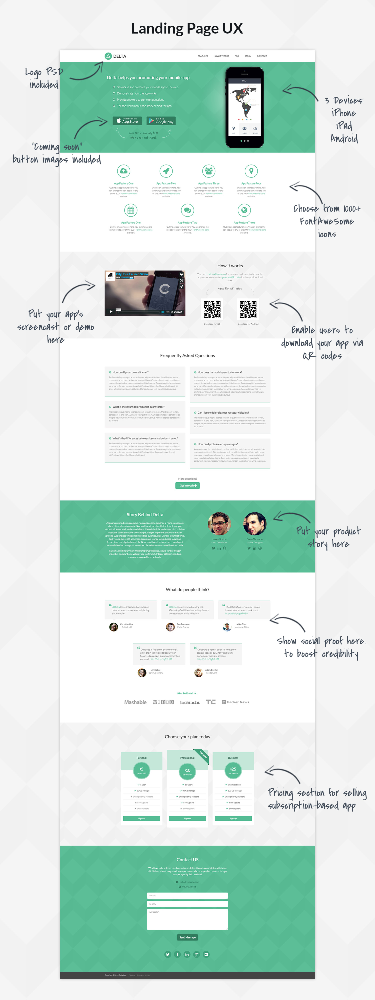 Responsive-Bootstrap-Theme-For-Mobile-Apps-Delta-UX-notes