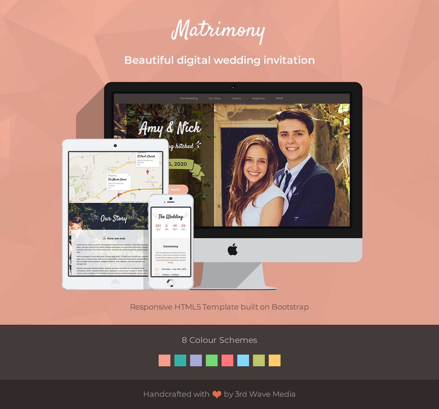 responsive-wedding-invitation-template-matrimony