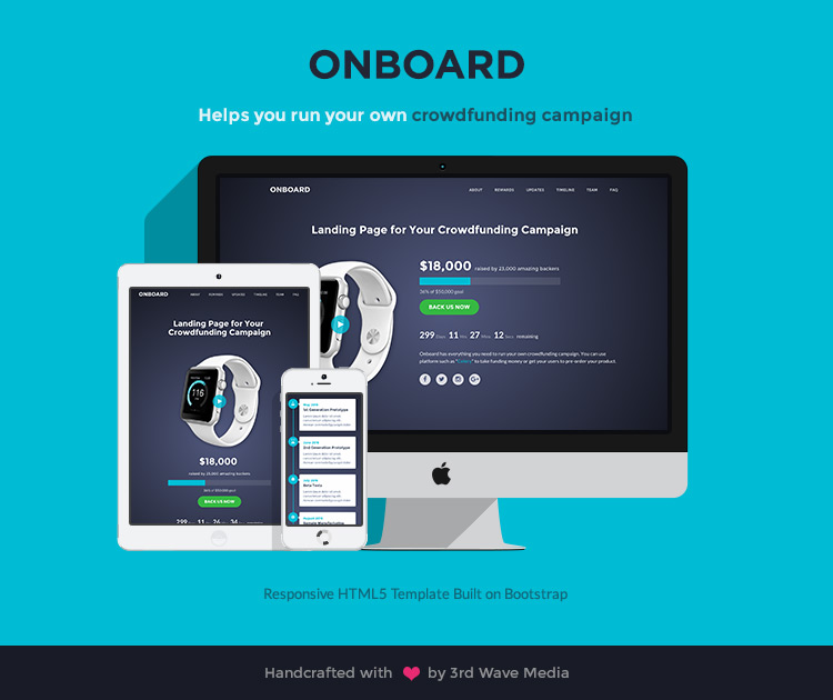 responsive-crowdfunding-landing-page-onboard