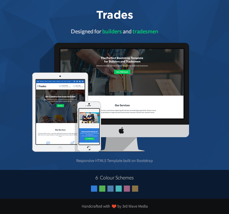 responsive-site-template-for-builders-and-tradesmen-trades
