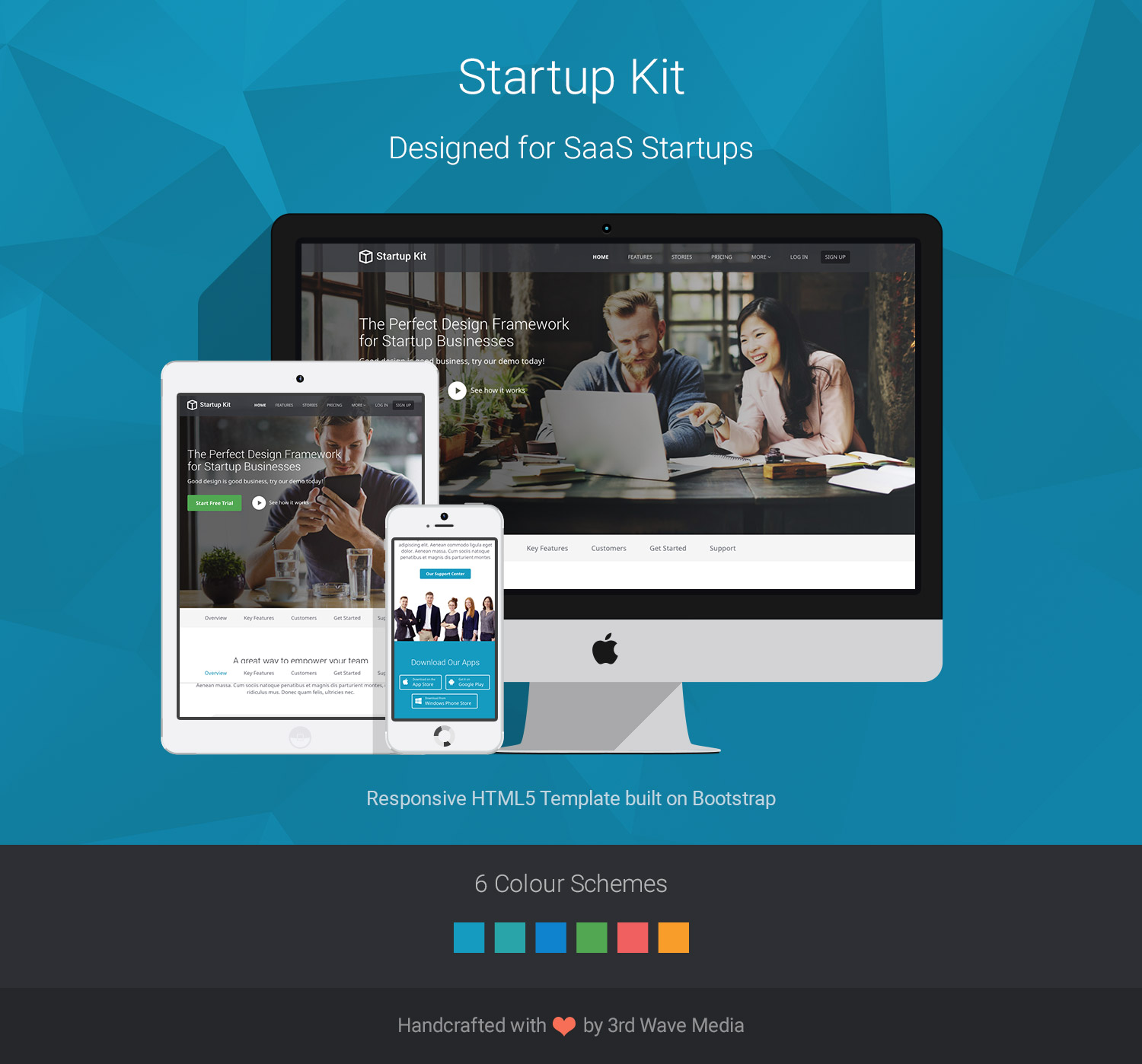 Responsive-Bootstrap-Theme-for-Startups