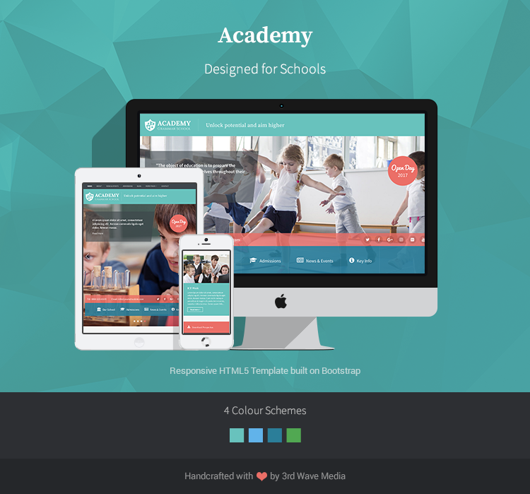 responsive-bootstrap-theme-for-schools