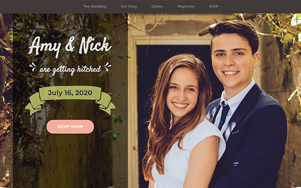 bootstrap-template-for-wedding-invitations-matrimony