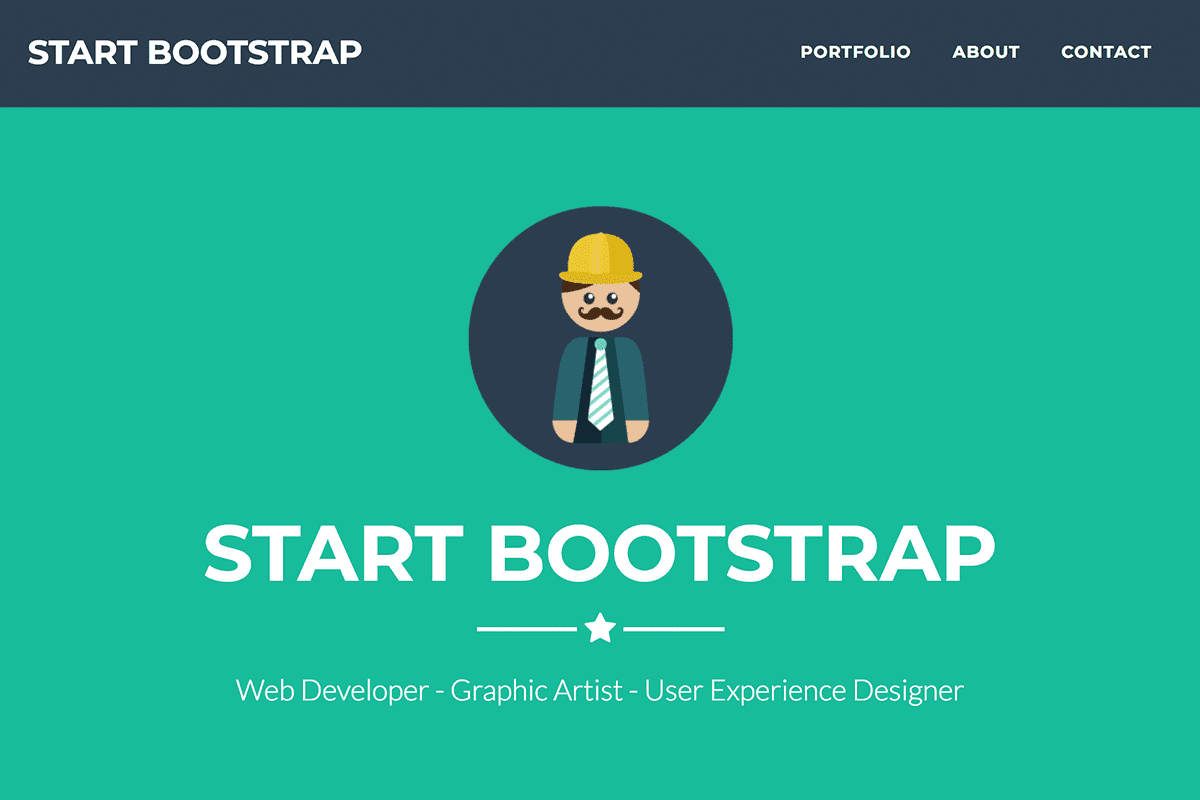 top-10-bootstrap-themes-for-developers-freelancers-theme-screenshot