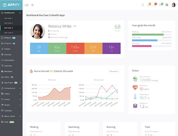 bootstrap-admin-template-appify-dashboard-3