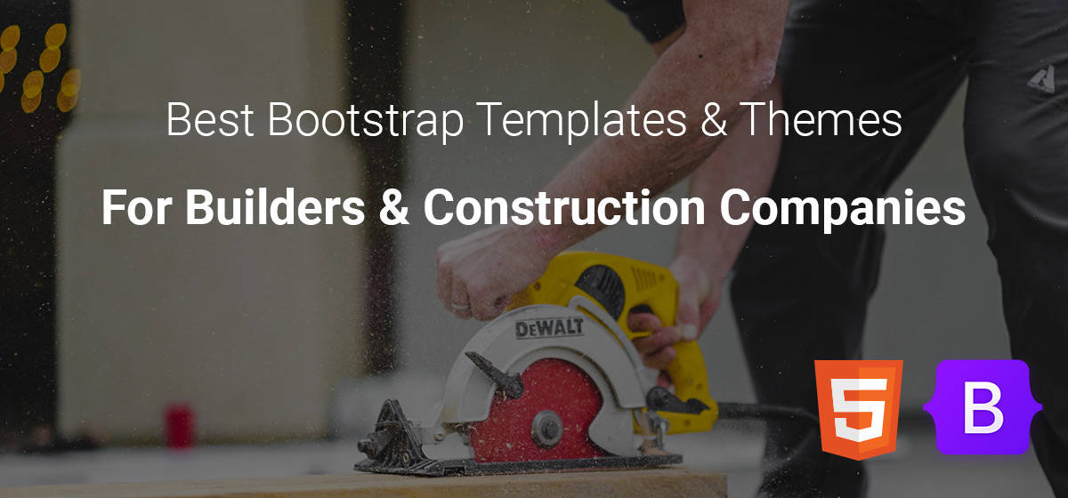 best-bootstrap-templates-for-builders-and-construction-companies