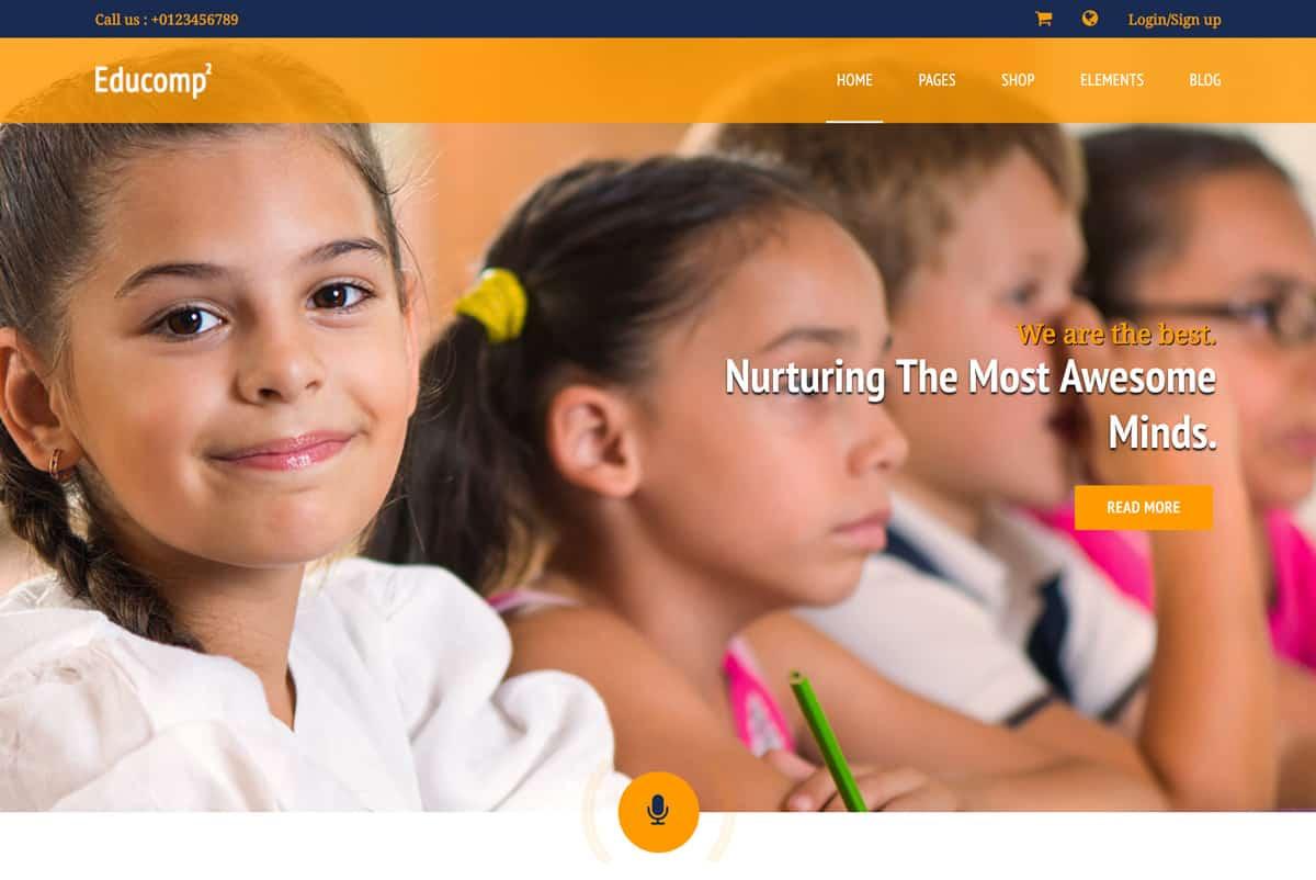 educomp-template