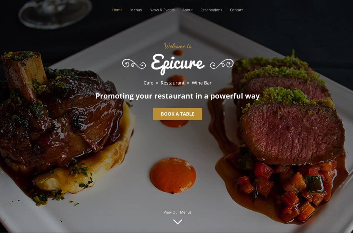 epicure-bootstrap-template-for-high-end-restaurants