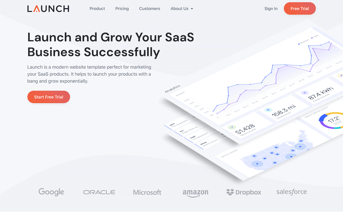 launch-bootstrap-template-for-saas-startups