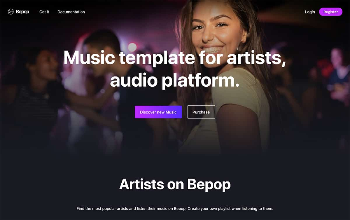 bepop-template