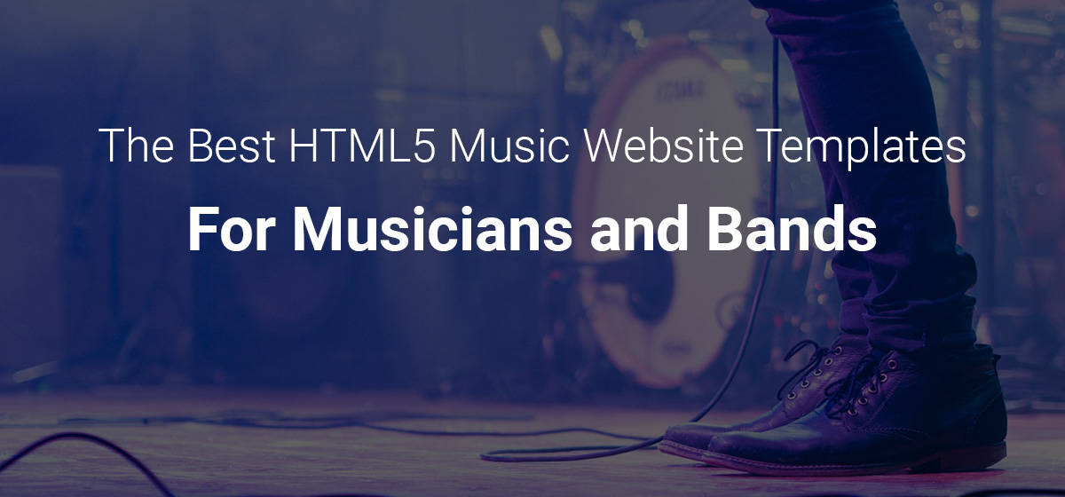 best-music-site-templates-for-musicians-bands