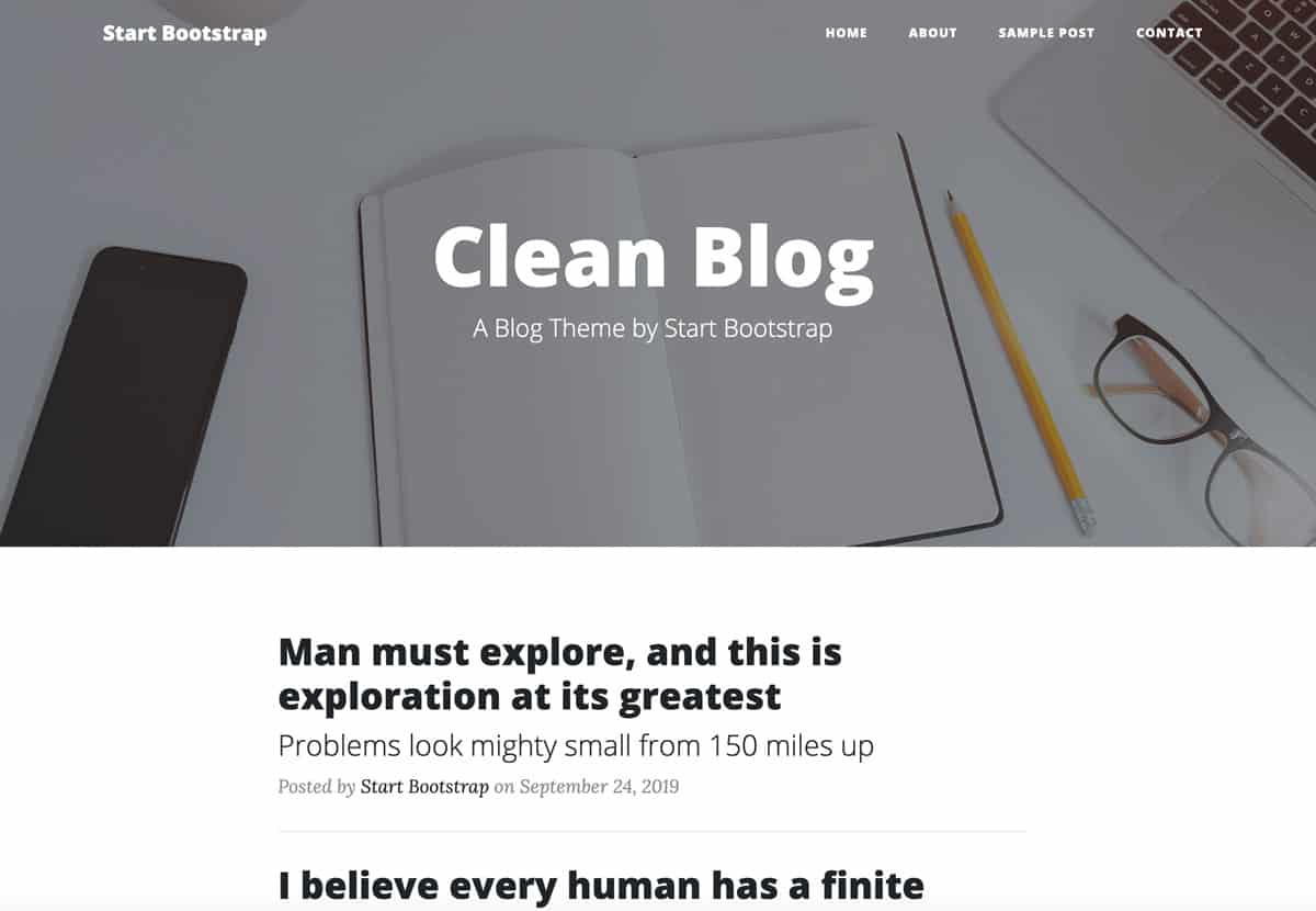 clean-blog-template