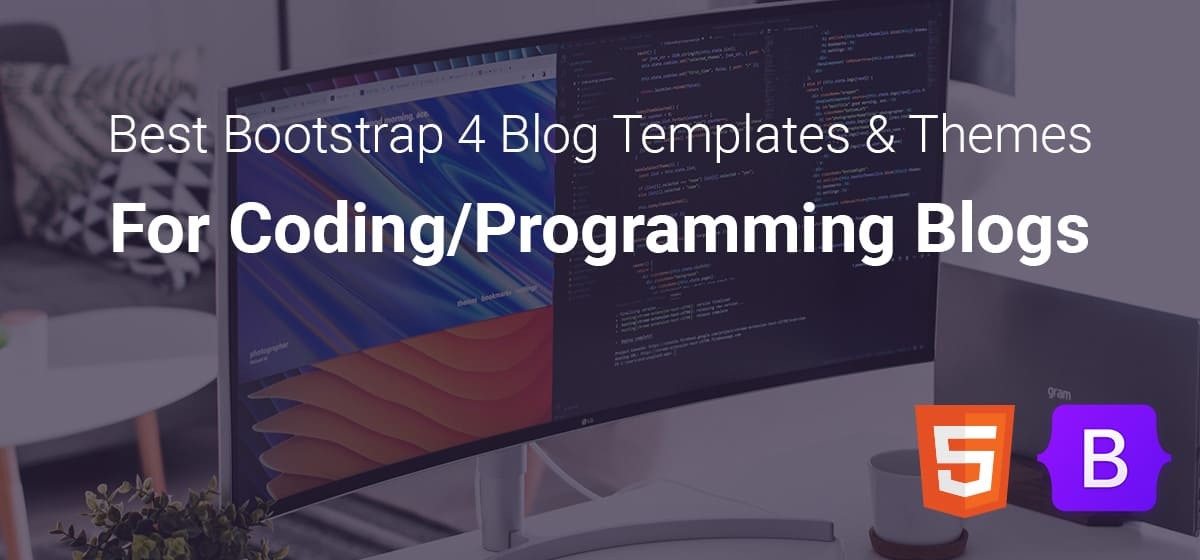 best-bootstrap-blog-templates-for-coding-programming-blogs