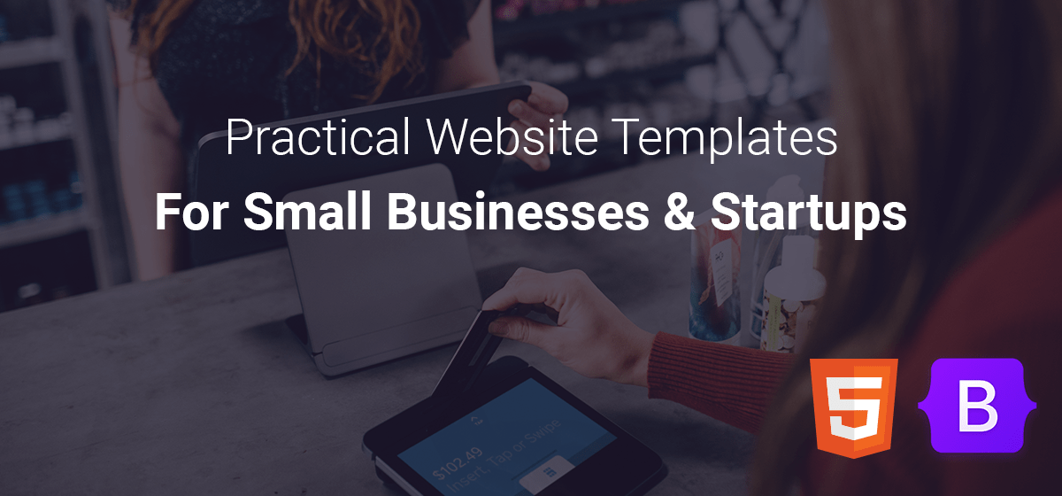 website-templates-for-small-businesses-and-startups