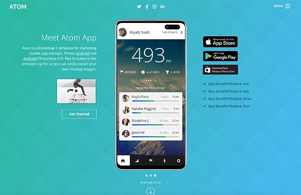 atom-theme-android-home