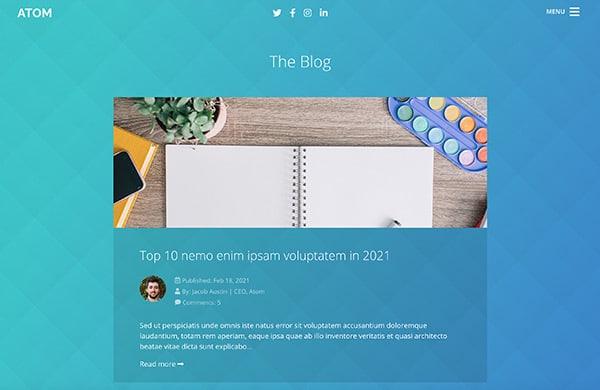 atom-theme-blog-page