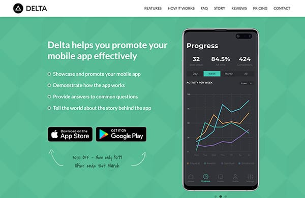 delta-bootstrap-template-tablet-landing