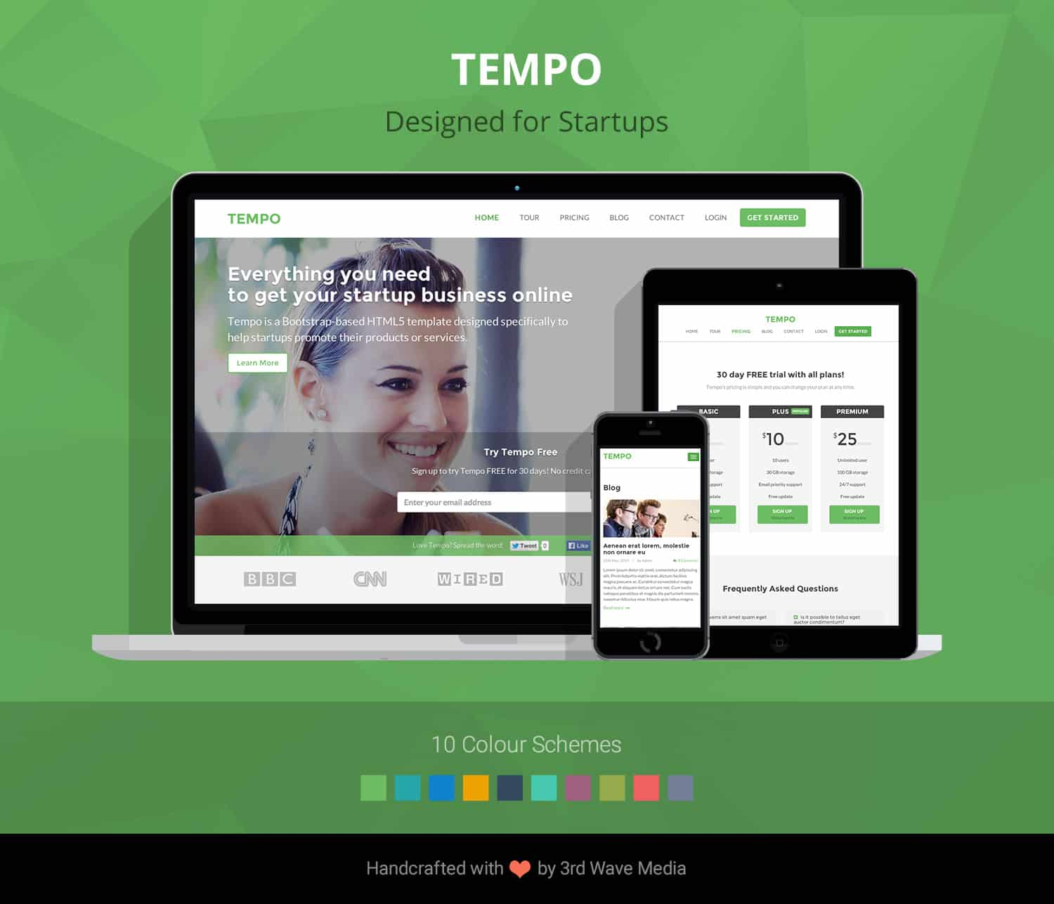 tempo-bootstrap-template-for-startups